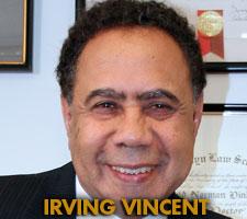 Irving H Vincent Irving H Vincent